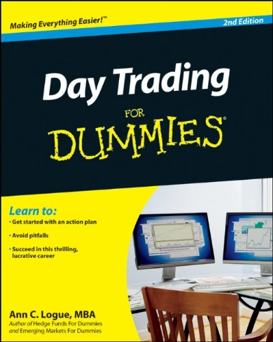 9780470942727: Day Trading For Dummies