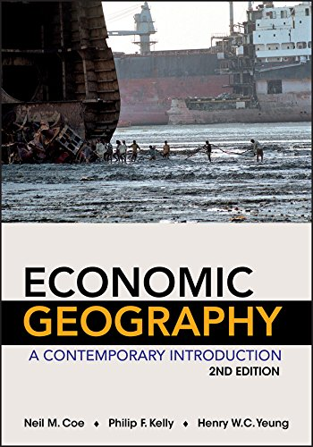 9780470943380: Economic Geography: A Contemporary Introduction