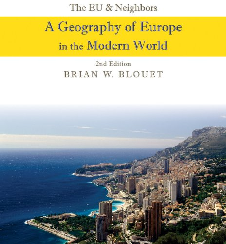 9780470943403: The EU and Neighbors: A Geography of Europe in the Modern World