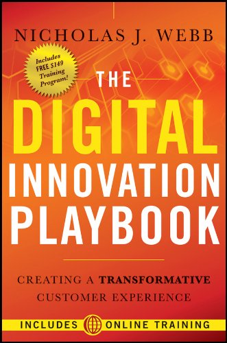 9780470944707: The Digital Innovation Playbook: Creating a Transformative Customer Experience