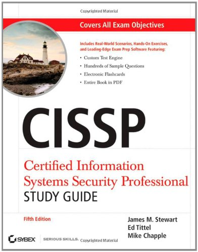 9780470944981: CISSP: Certified Information Systems Security Professional Study Guide