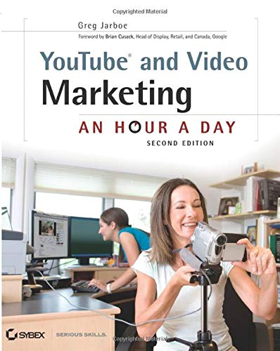 9780470945018: YouTube and Video Marketing: An Hour a Day