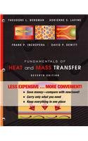 9780470945377: Fundamentals of Heat and Mass Transfer, Seventh Edition Binder Ready Version w/2
