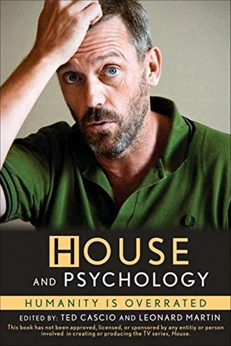 9780470945551: House and Psychology (Blackwell Philosophy & Pop Cul)