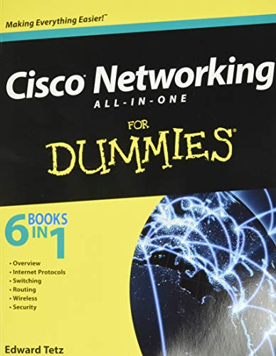 9780470945582: Cisco Networking All-in-One for Dummies