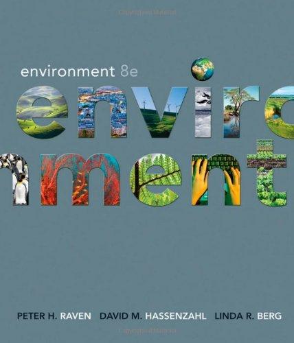 9780470945704: Environment, 8th Edition