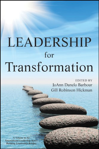 9780470946688: Leadership for Transformation