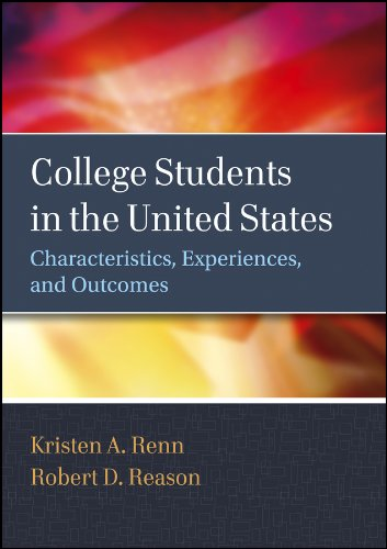9780470947203: College Students in the United States: Characteristics, Experiences, and Outcomes