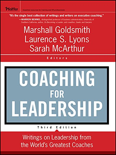 9780470947746: Coaching for Leadership: Writings on Leadership from the World's Greatest Coaches (J-B US non-Franchise Leadership)