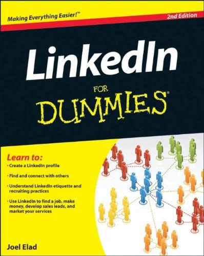 LinkedIn For Dummies: Elad, Joel