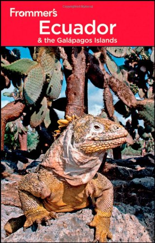 9780470949511: Frommer′s® Ecuador and the Galapagos Islands