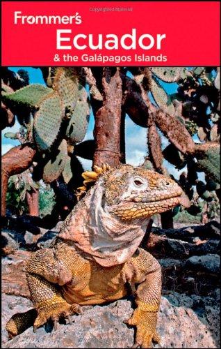 9780470949511: Frommer's Ecuador & the Galapagos Islands