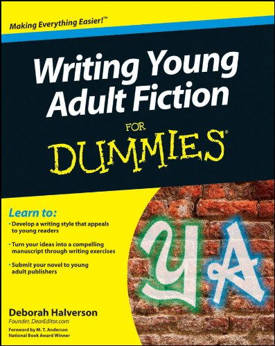 9780470949542: Writing Young Adult Fiction for Dummies