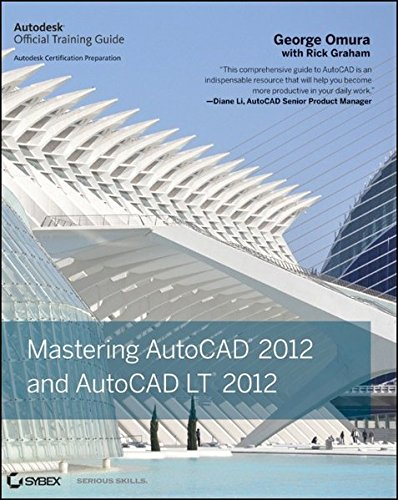 9780470952887: Mastering AutoCAD 2012 and AutoCAD LT 2012