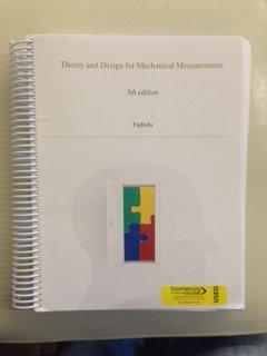9780470955642: Theory and Design for Mechanical Measurements 5th Edition (BYU Custom)