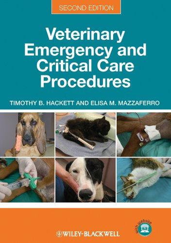 9780470958551: Veterinary Emergency and Critical Care Procedures