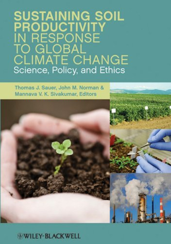 9780470958575: Sustaining Soil Productivity in Response to Global Climate Change: Science, Policy, and Ethics