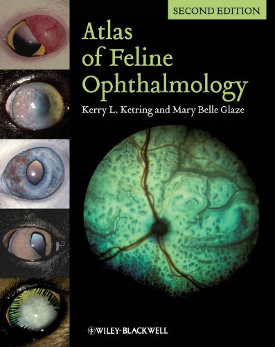9780470958742: Atlas of Feline Ophthalmology