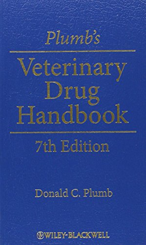 9780470959657: Plumb's Veterinary Drug Handbook: Pocket