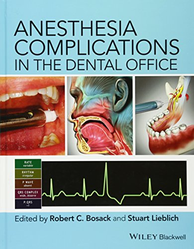 9780470960295: Anesthesia Complications in the Dental Office