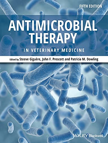 9780470963029: Antimicrobial Therapy in Veterinary Medicine