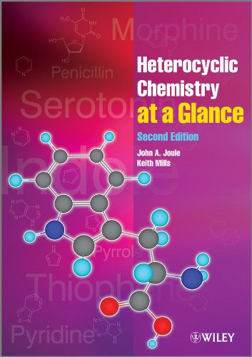 9780470971215: Heterocyclic Chemistry At A Glance
