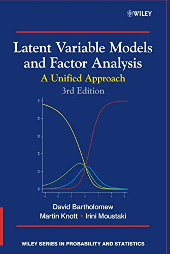 9780470971925: Latent Variable Models and Factor Analysis: A Unified Approach