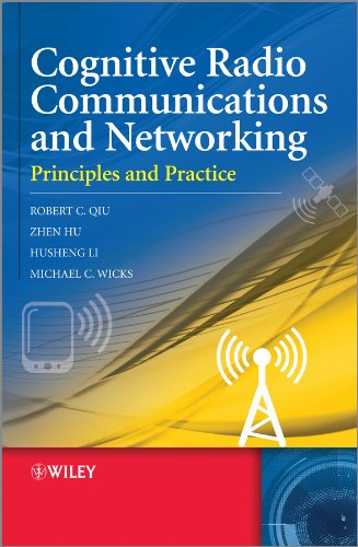 9780470972090: Cognitive Radio Communication and Networking: Principles and Practice