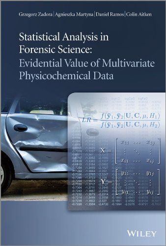 9780470972106: Statistical Analysis in Forensic Science: Evidential Values of Multivariate Physicochemical Data