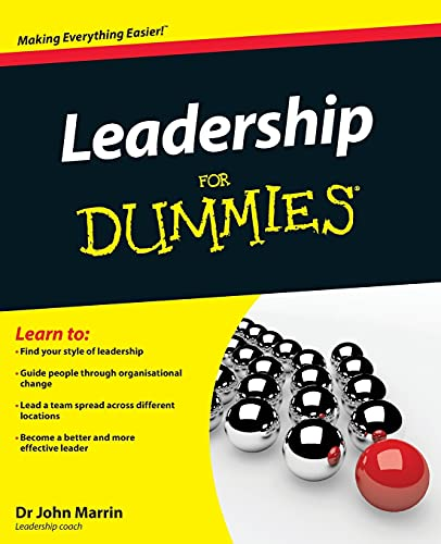 9780470972113: Leadership For Dummies