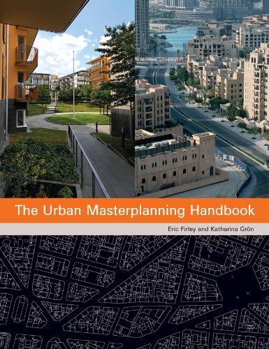 9780470972250: The Urban Masterplanning Handbook