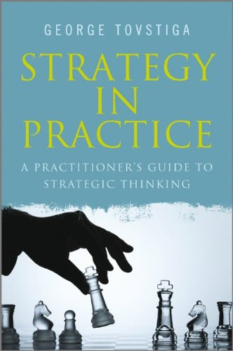 9780470972397: Strategy in Practice: A Practitioner's Guide to Strategic Thinking