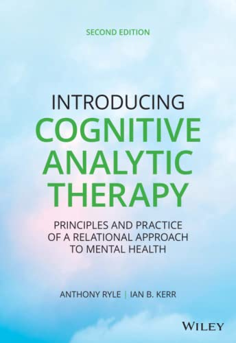 9780470972434: Introducing Cognitive Analytic Therapy: Principles and Practice