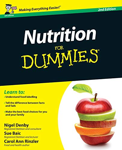 9780470972762: Nutrition For Dummies