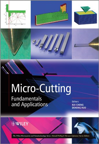 Micro Cutting - Fundamentals And Applications