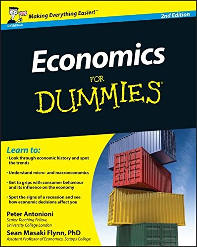 9780470973257: Economics For Dummies