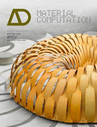 9780470973301: Material Computation: Higher Integration in Morphogenetic Design Architectural Design