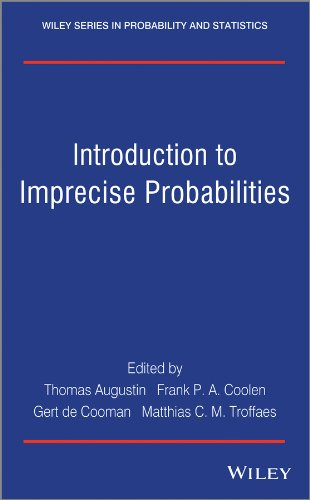 9780470973813: Introduction to Imprecise Probabilities (Wiley Series in Probability and Statistics)