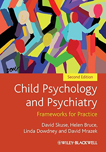 9780470973820: Child Psychology and Psychiatry: Frameworks for Practice, 2nd Edition