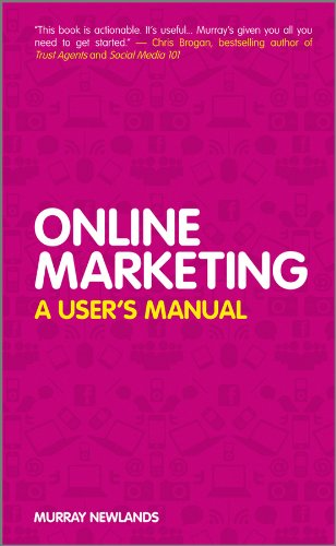 9780470973844: Online Marketing: A User's Manual