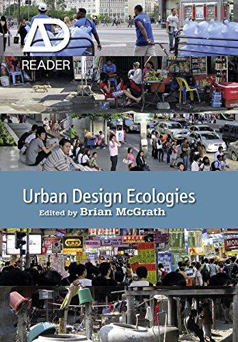 9780470974063: Urban Design Ecologies: AD Reader