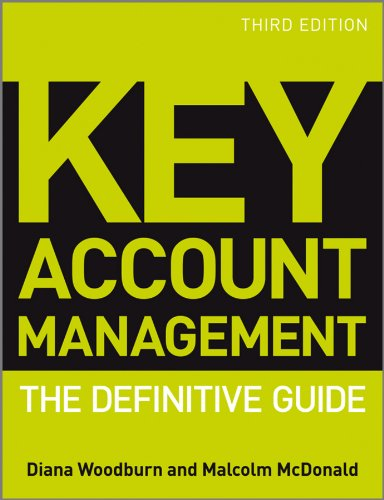 9780470974155: Key Account Management: The Definitive Guide