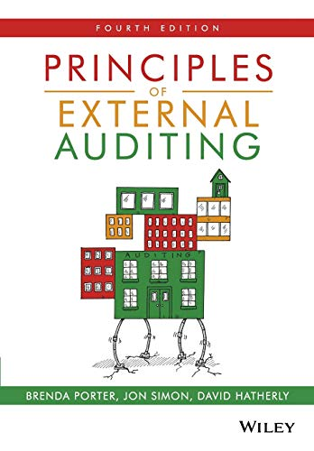 9780470974452: Principles of External Auditing