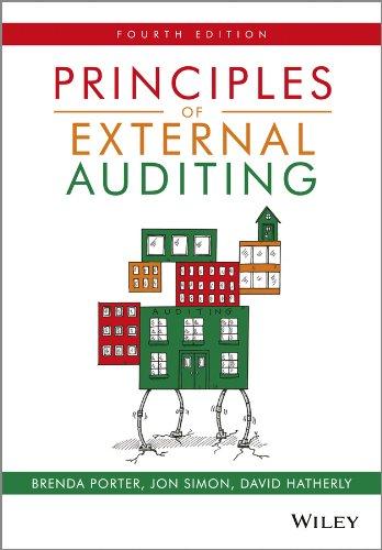 9780470974452: Principles of External Auditing