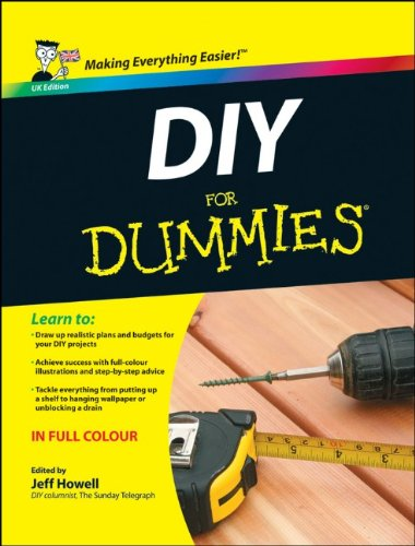 9780470974506: DIY For Dummies