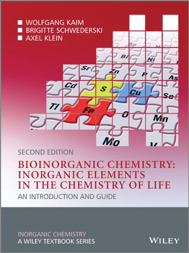 9780470975244: Bioinorganic Chemistry -- Inorganic Elements in the Chemistry of Life: An Introduction and Guide