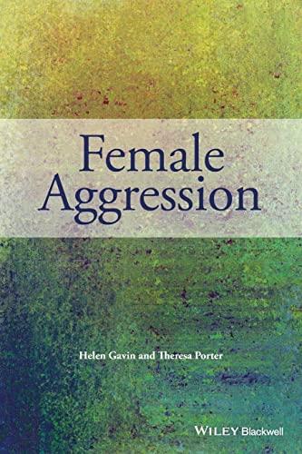 9780470975480: Female Aggression