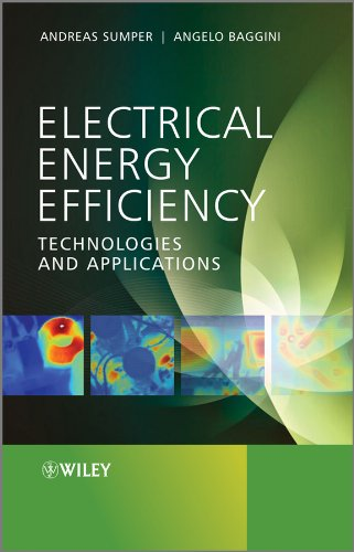 9780470975510: Electrical Energy Efficiency: Technologies and Applications