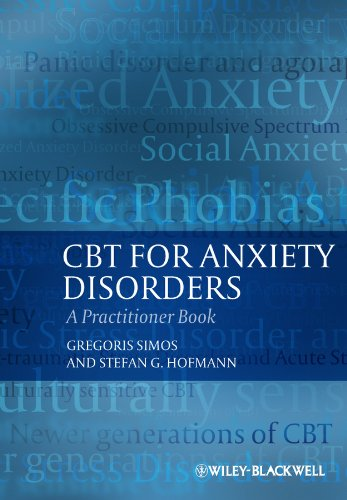 9780470975527: CBT For Anxiety Disorders: A Practitioner Book