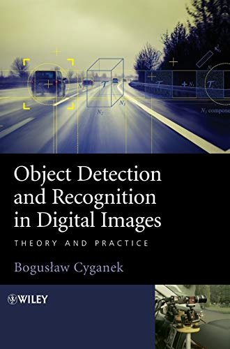 9780470976371: Object Detection and Recognition in Digital Images: Theory and Practice